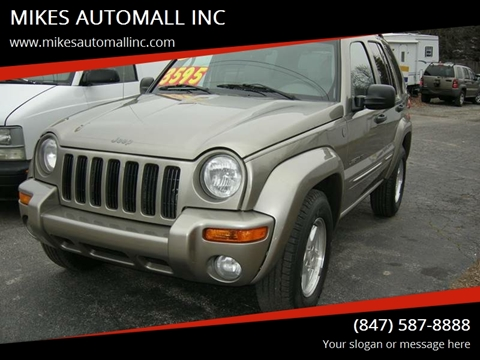 2003 Jeep Liberty for sale in Ingleside, IL