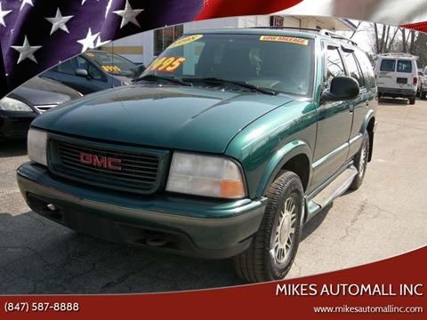 1998 GMC Jimmy for sale in Ingleside, IL