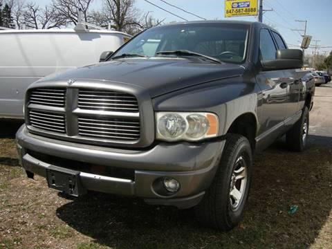 2002 Dodge Ram Pickup 1500 for sale in Ingleside, IL