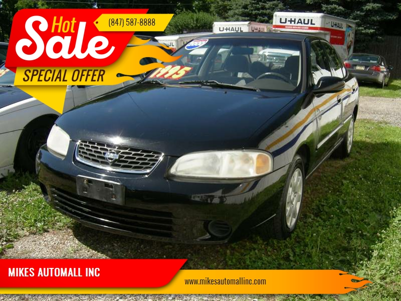 2000 Nissan Sentra GXE 4dr Sedan   Ingleside IL