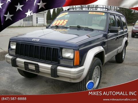 1996 Jeep Cherokee for sale in Ingleside, IL