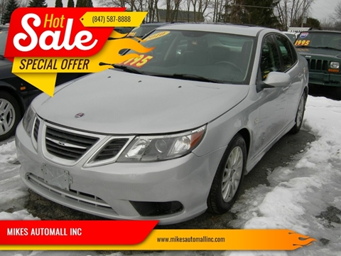 2010 Saab 9-3 for sale in Ingleside, IL