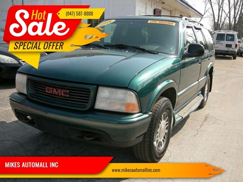 1998 GMC Jimmy for sale in Ingleside, IL