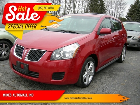 2009 Pontiac Vibe for sale in Ingleside, IL