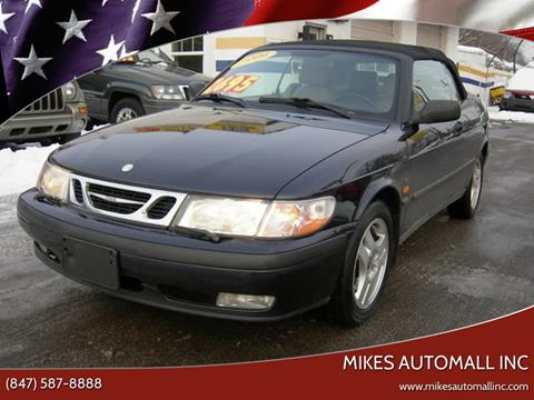 1999 Saab 9-3 for sale in Ingleside, IL