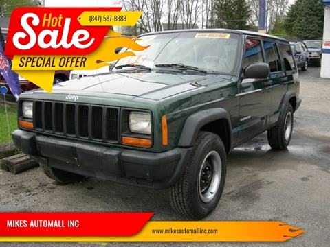 1999 Jeep Cherokee for sale in Ingleside, IL