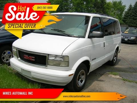 2000 GMC Safari for sale in Ingleside, IL