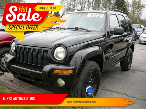 2002 Jeep Liberty for sale in Ingleside, IL