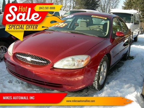 2000 Ford Taurus for sale in Ingleside, IL