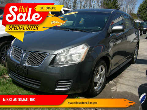 2010 Pontiac Vibe for sale at MIKES AUTOMALL INC in Ingleside IL