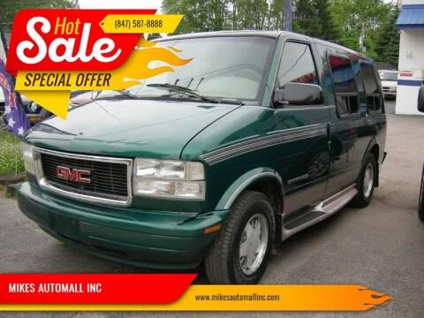 1999 GMC Safari for sale at MIKES AUTOMALL INC in Ingleside IL