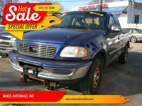 1997 Ford F-250 for sale at MIKES AUTOMALL INC in Ingleside IL