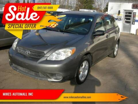 2007 Toyota Matrix for sale at MIKES AUTOMALL INC in Ingleside IL