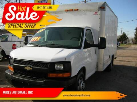2010 Chevrolet Express Cutaway 3500 for sale at MIKES AUTOMALL INC in Ingleside IL
