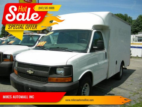 2007 Chevrolet Express Cutaway for sale at MIKES AUTOMALL INC in Ingleside IL
