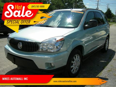 2006 Buick Rendezvous for sale at MIKES AUTOMALL INC in Ingleside IL