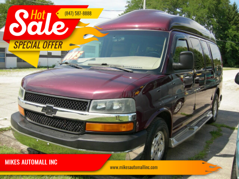 2003 Chevrolet Express Cargo for sale at MIKES AUTOMALL INC in Ingleside IL