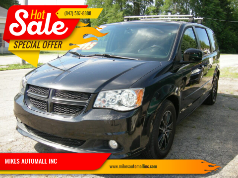 2015 Dodge Grand Caravan for sale at MIKES AUTOMALL INC in Ingleside IL