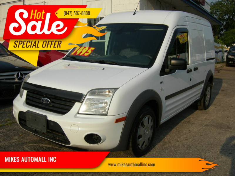 2013 Ford Transit Connect for sale at MIKES AUTOMALL INC in Ingleside IL