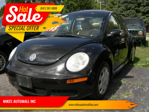 2007 Volkswagen New Beetle for sale at MIKES AUTOMALL INC in Ingleside IL