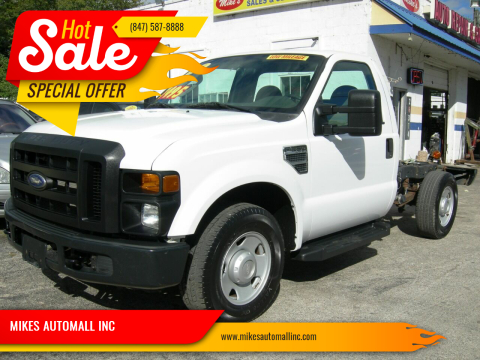 2008 Ford F-250 Super Duty for sale at MIKES AUTOMALL INC in Ingleside IL