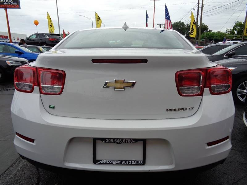 2016 Chevrolet Malibu Limited LT 4dr Sedan - Miami FL