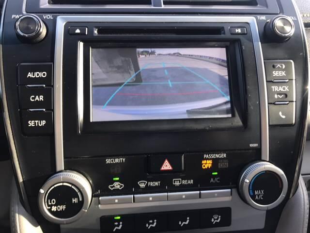 2014 Toyota Camry LE 4dr Sedan - Miami FL