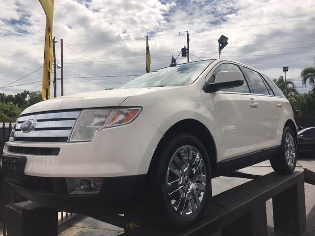 2008 Ford Edge Limited 4dr Crossover - Miami FL