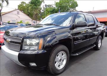 2009 Chevrolet Avalanche for sale in Miami, FL