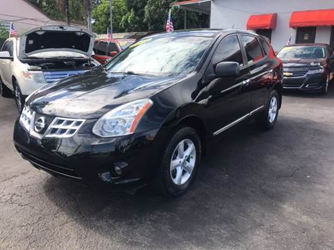 2012 Nissan Rogue for sale in Miami, FL