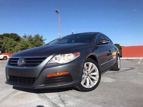 2012 Volkswagen CC for sale in Miami, FL