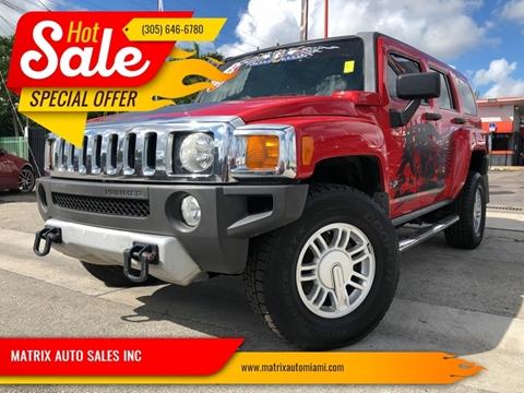 Matrix Auto Sales >> Cars For Sale In Miami Fl Matrix Auto Sales Inc