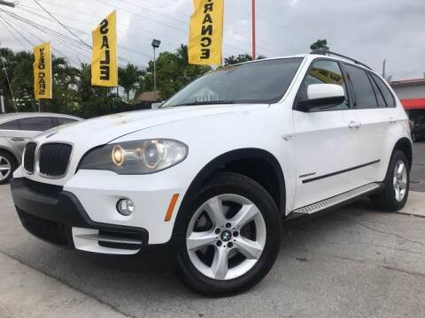 2008 BMW X5 for sale at MATRIX AUTO SALES INC in Miami FL