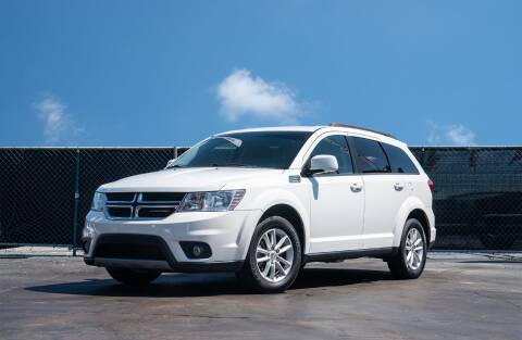 2016 Dodge Journey for sale at MATRIX AUTO SALES INC in Miami FL