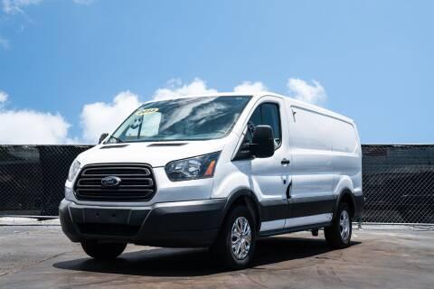 2015 Ford Transit Cargo for sale at MATRIX AUTO SALES INC in Miami FL