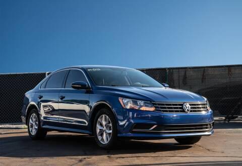 2016 Volkswagen Passat for sale at MATRIX AUTO SALES INC in Miami FL