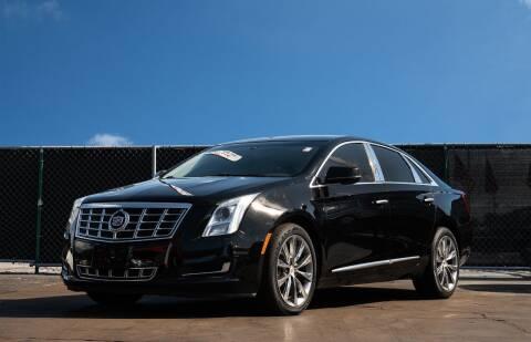 2013 Cadillac XTS for sale at MATRIX AUTO SALES INC in Miami FL