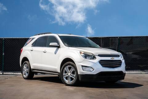 2016 Chevrolet Equinox for sale at MATRIX AUTO SALES INC in Miami FL