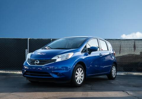 2015 Nissan Versa Note for sale at MATRIX AUTO SALES INC in Miami FL