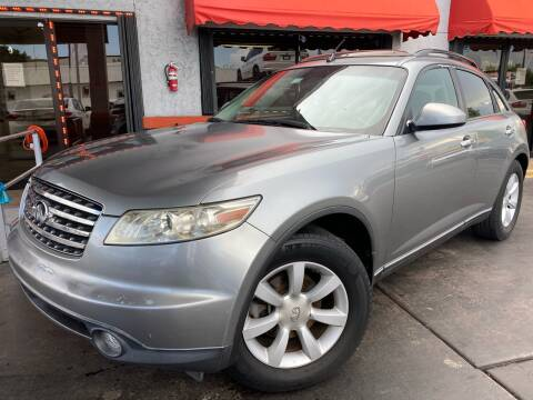 2005 Infiniti FX35 for sale at MATRIX AUTO SALES INC in Miami FL