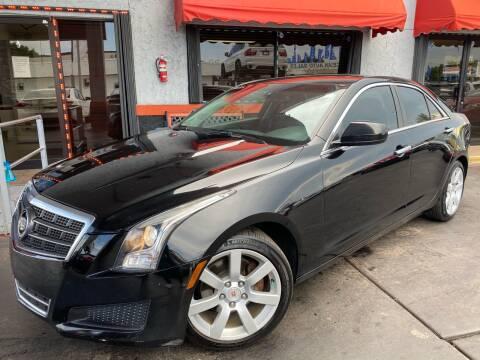 2014 Cadillac ATS for sale at MATRIX AUTO SALES INC in Miami FL