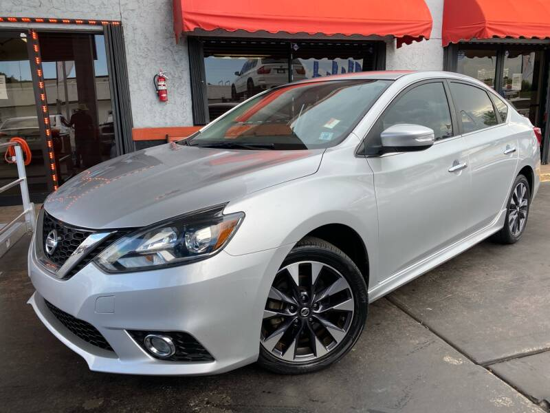 2016 Nissan Sentra for sale at MATRIX AUTO SALES INC in Miami FL