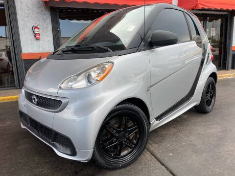 2013 Smart fortwo for sale at MATRIX AUTO SALES INC in Miami FL