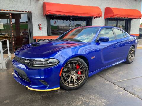 2018 Dodge Charger for sale at MATRIX AUTO SALES INC in Miami FL
