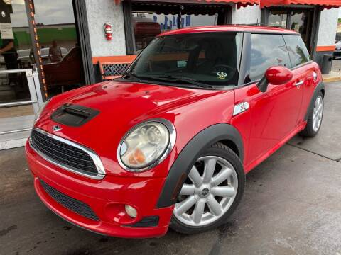 2007 MINI Cooper for sale at MATRIX AUTO SALES INC in Miami FL