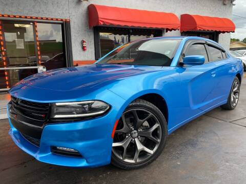 2015 Dodge Charger for sale at MATRIX AUTO SALES INC in Miami FL