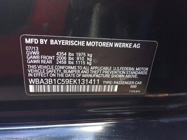 2014 BMW 3 Series 320i 4dr Sedan - Miami FL