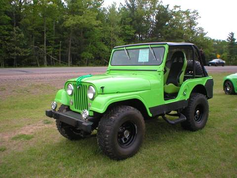 1966 Jeep CJ-5 for sale in Siren, WI