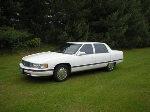 1994 Cadillac DeVille for sale in Siren, WI
