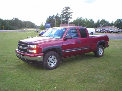 2006 Chevrolet Silverado 1500 for sale in Siren, WI